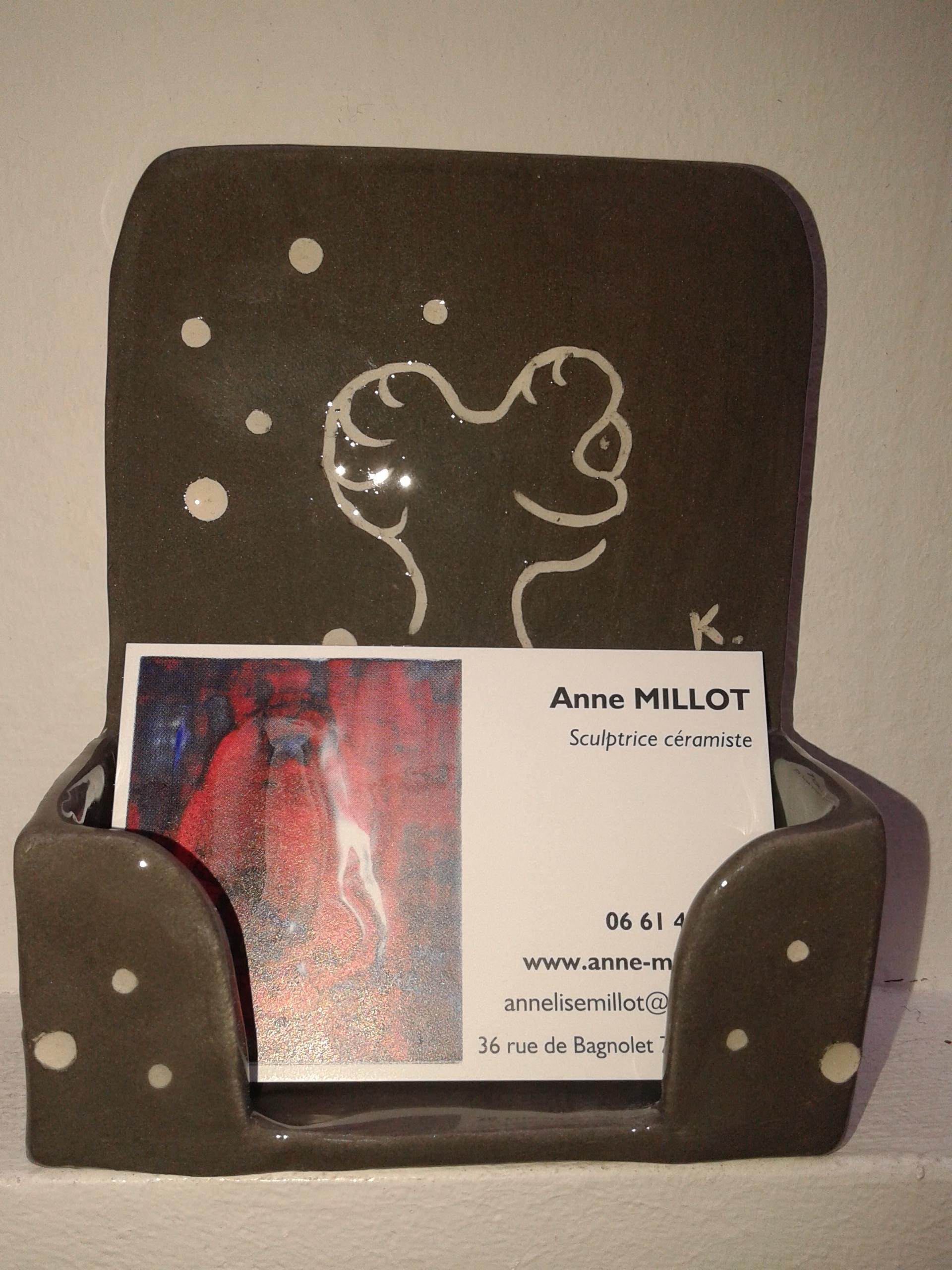 Objets En Ceramique Personnalises Anne Millot Artiste Sculptrice